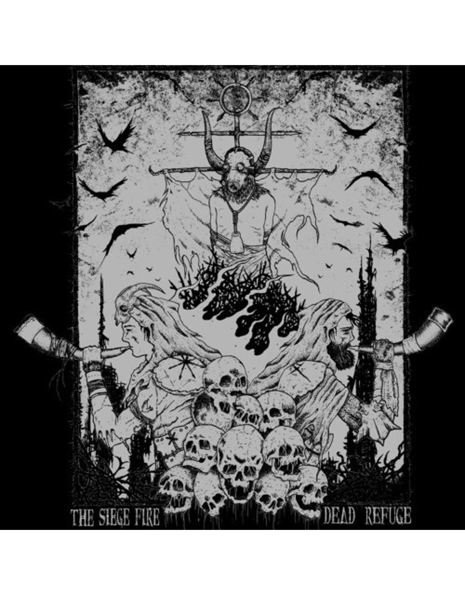 New Vinyl The Siege Fire - Dead Refuge LP