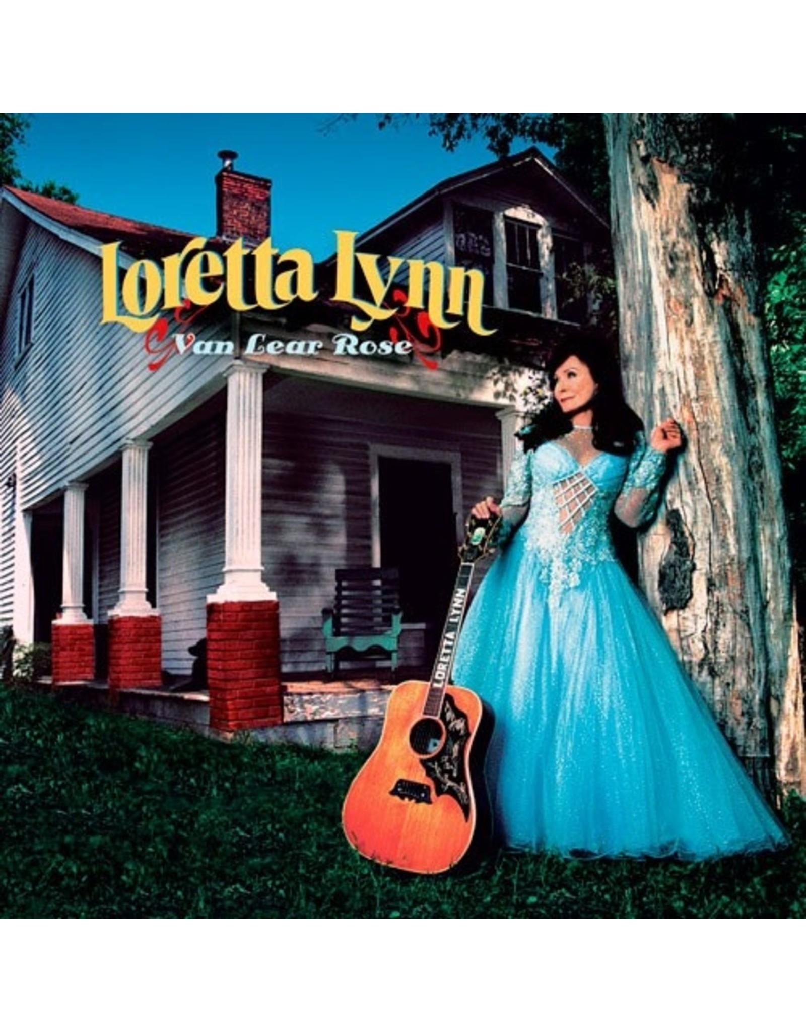 New Vinyl Loretta Lynn - Van Lear Rose LP