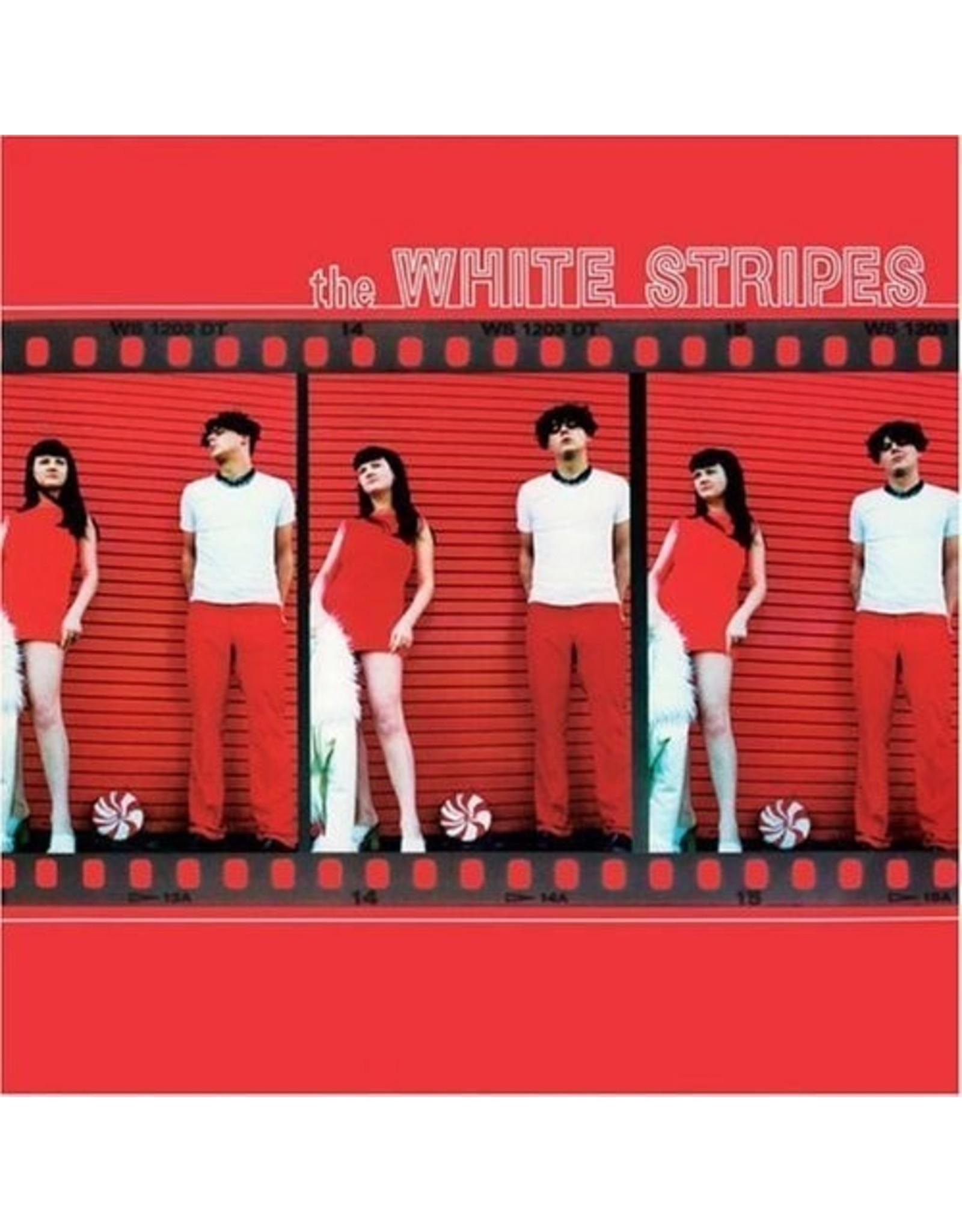 """New Vinyl White Stripes - Fell In Love 7"""""""
