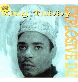 New Vinyl King Tubby - Explosive Dub LP