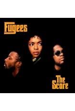 New Vinyl The Fugees - The Score 2LP