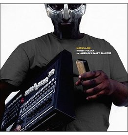 """New Vinyl Madvillain - Money Folder 12"""""""