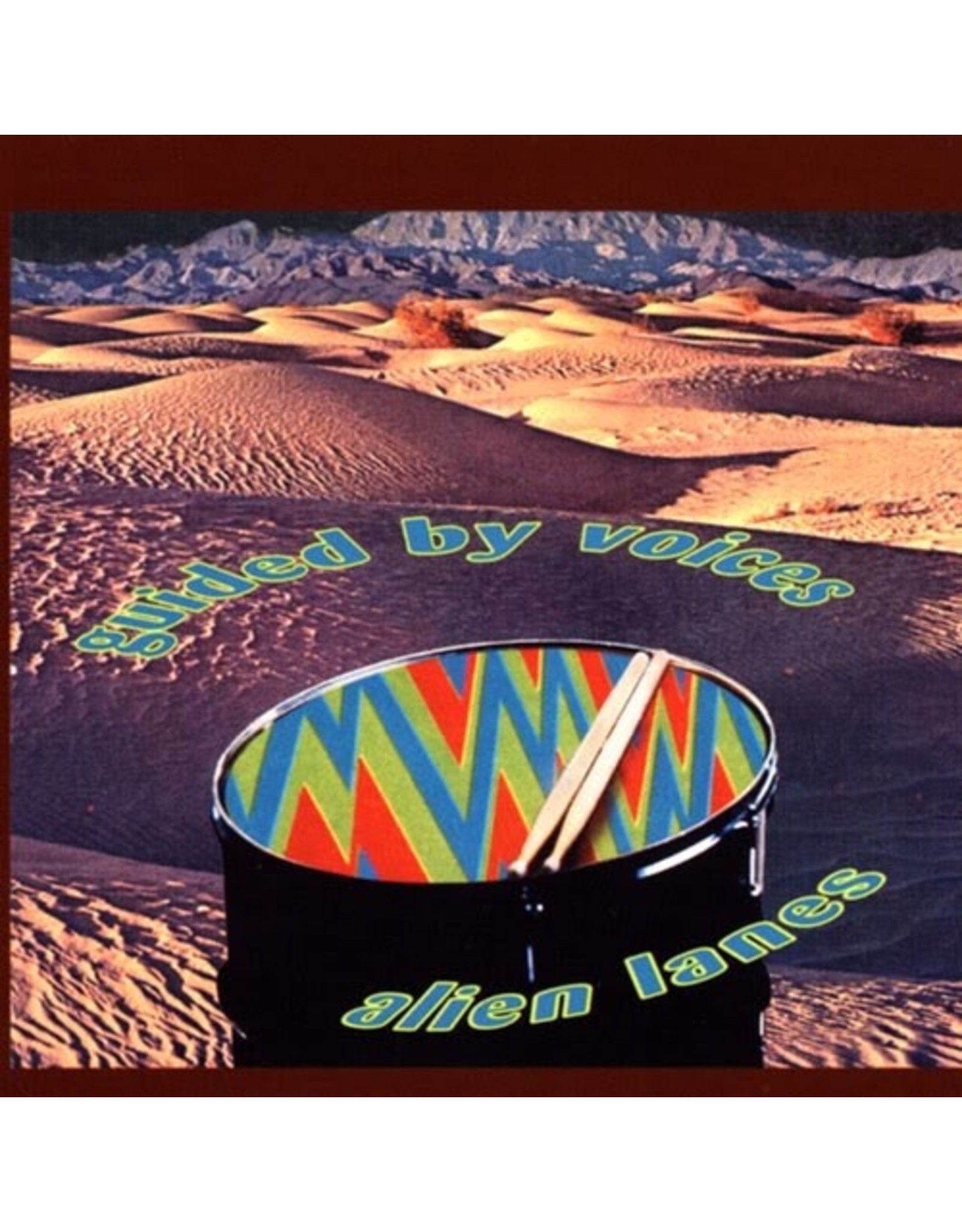 New Vinyl Guided By Voices - Alien Lanes LP