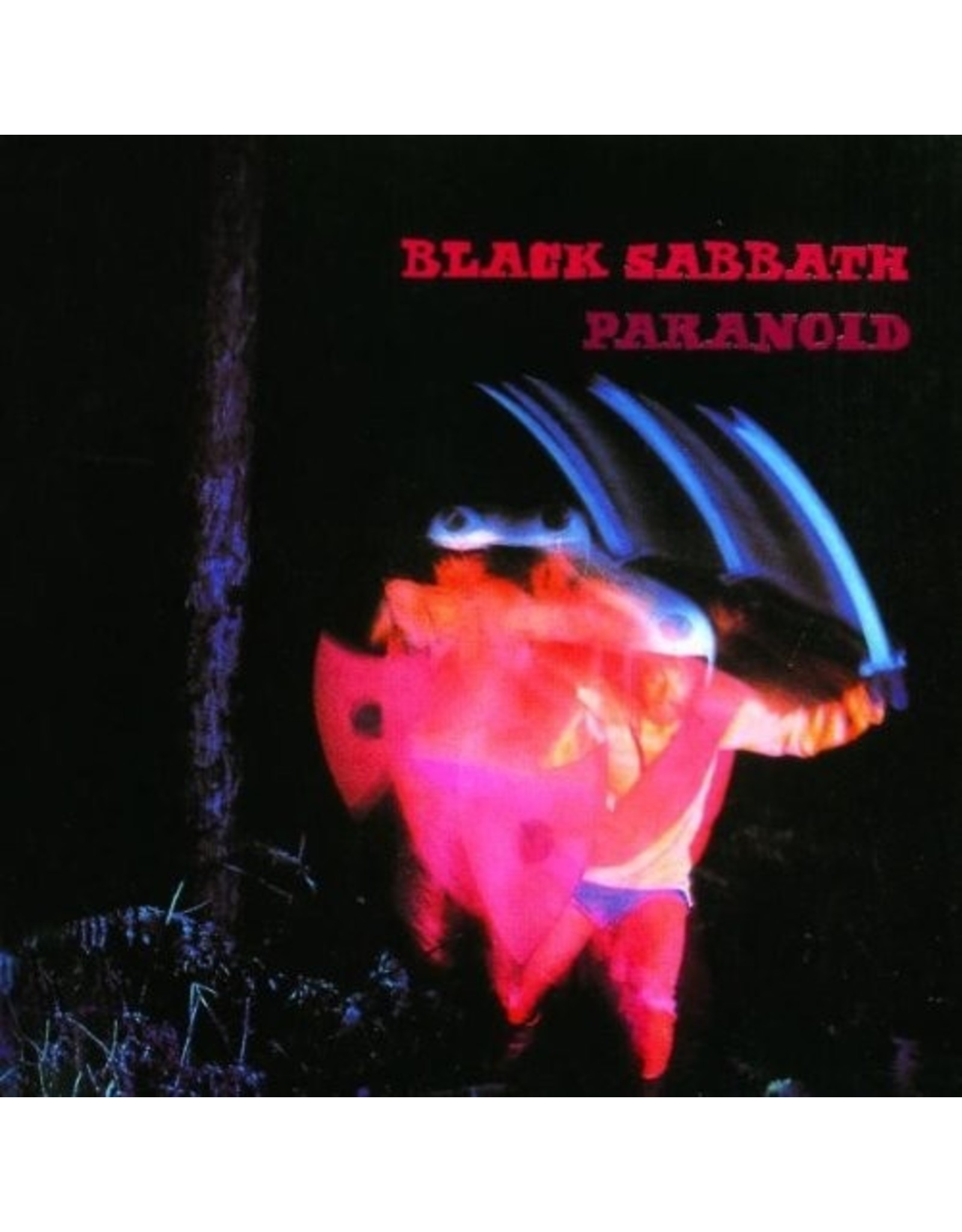New Vinyl Black Sabbath - Paranoid LP