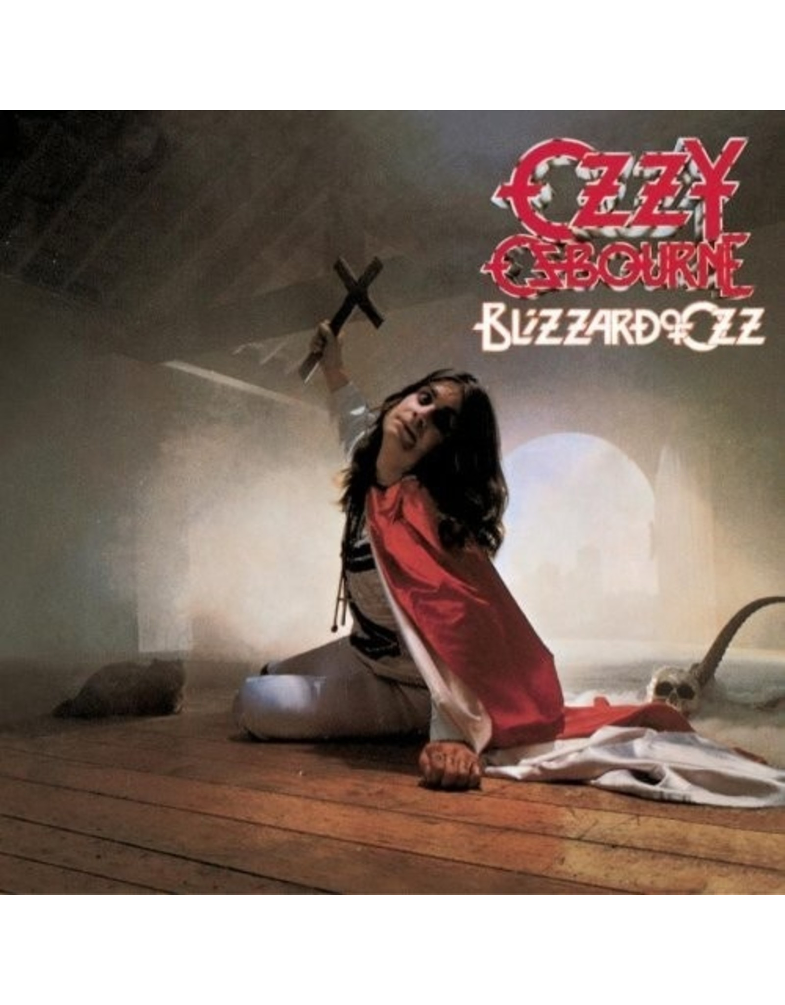 New Vinyl Ozzy Osbourne - Blizzard Of Ozz (Colored) LP