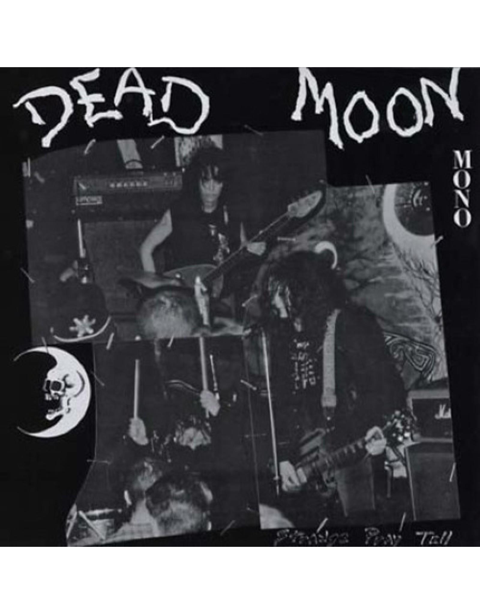 New Vinyl Dead Moon - Strange Pray Tell LP
