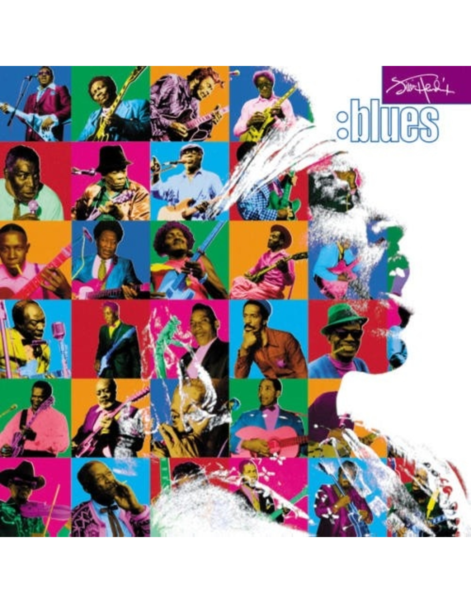 New Vinyl Jimi Hendrix - Blues 2LP