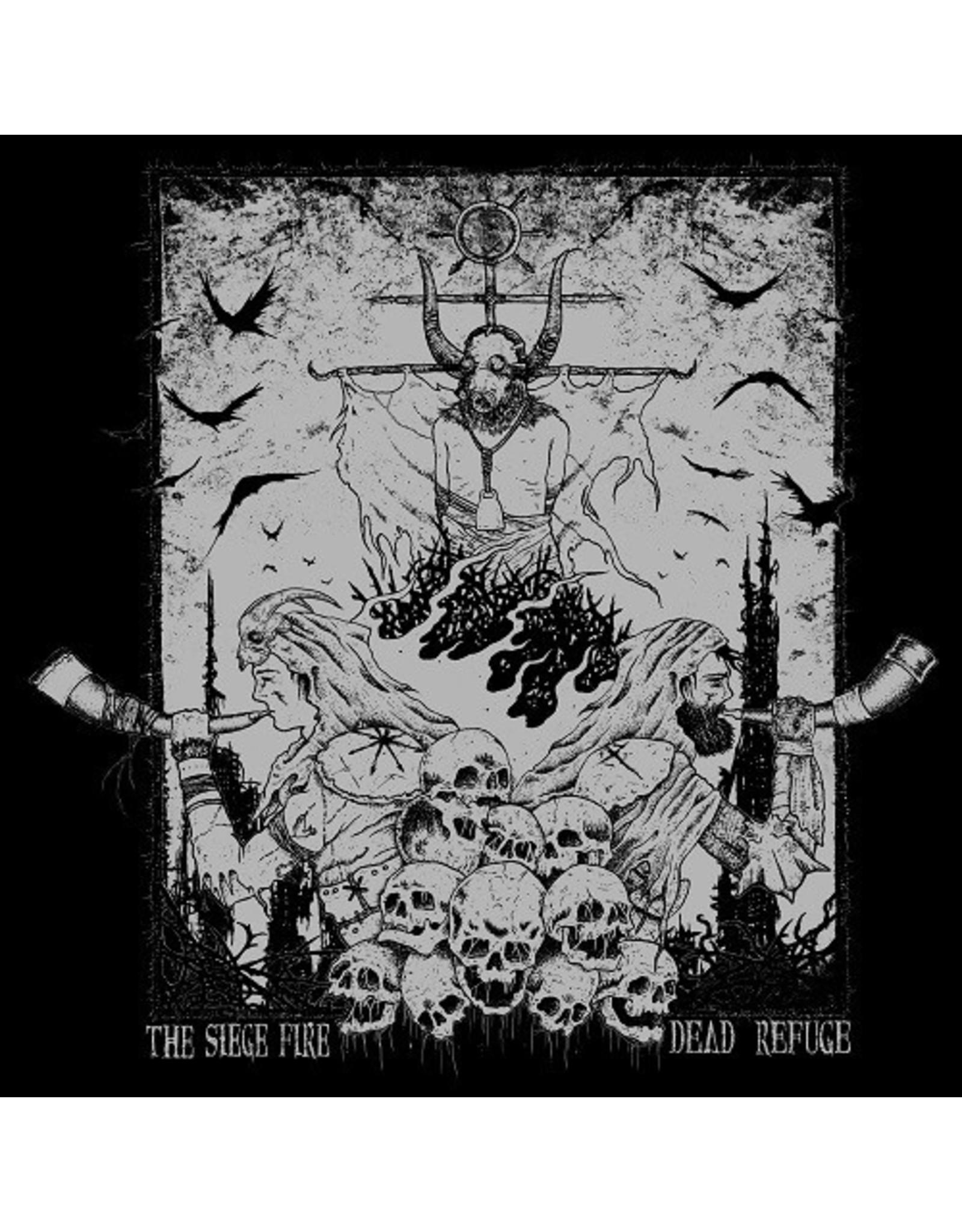 New Vinyl The Seige Fire - Dead Refuge LP