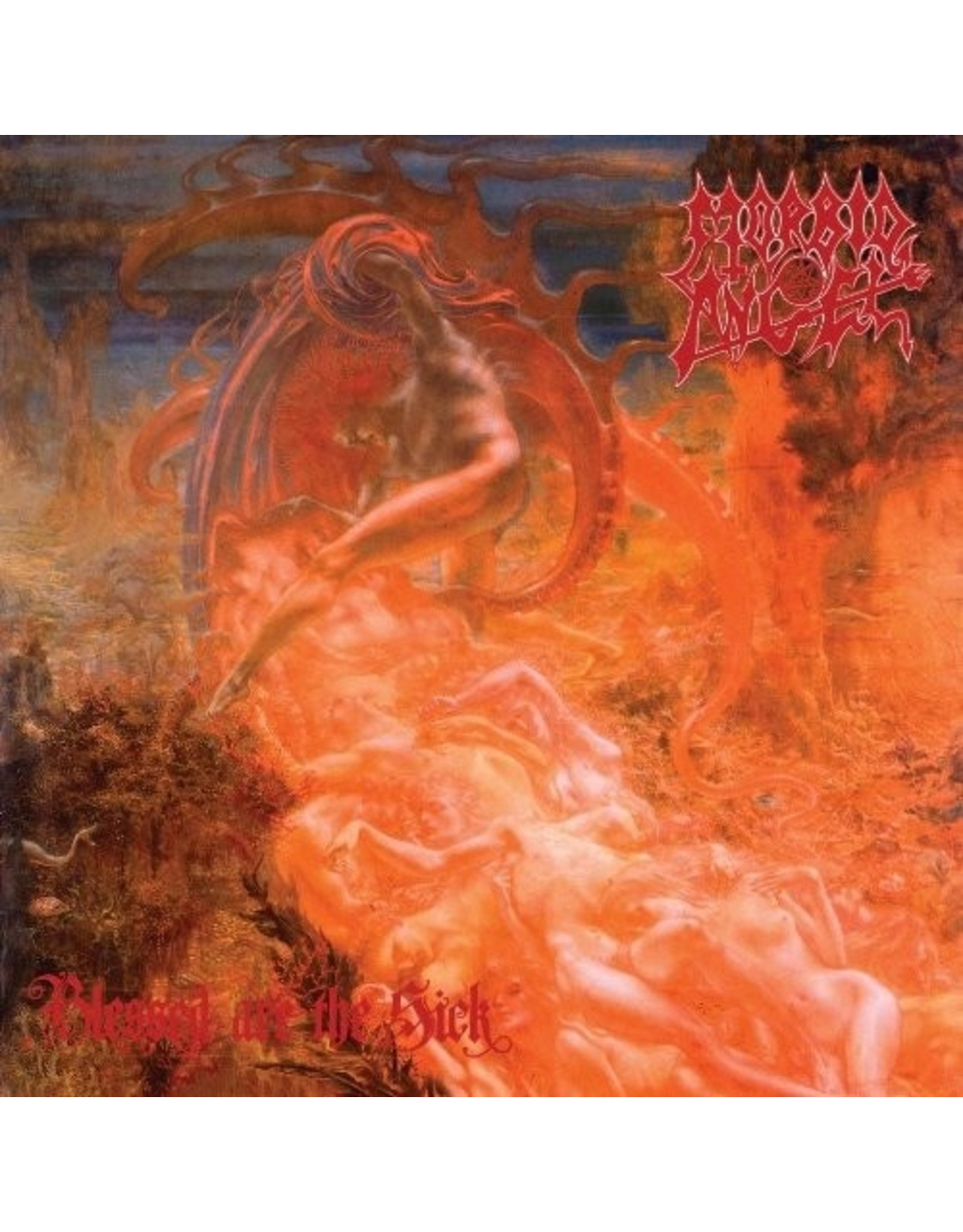 New Vinyl Morbid Angel - Blessed Are The Sick LP