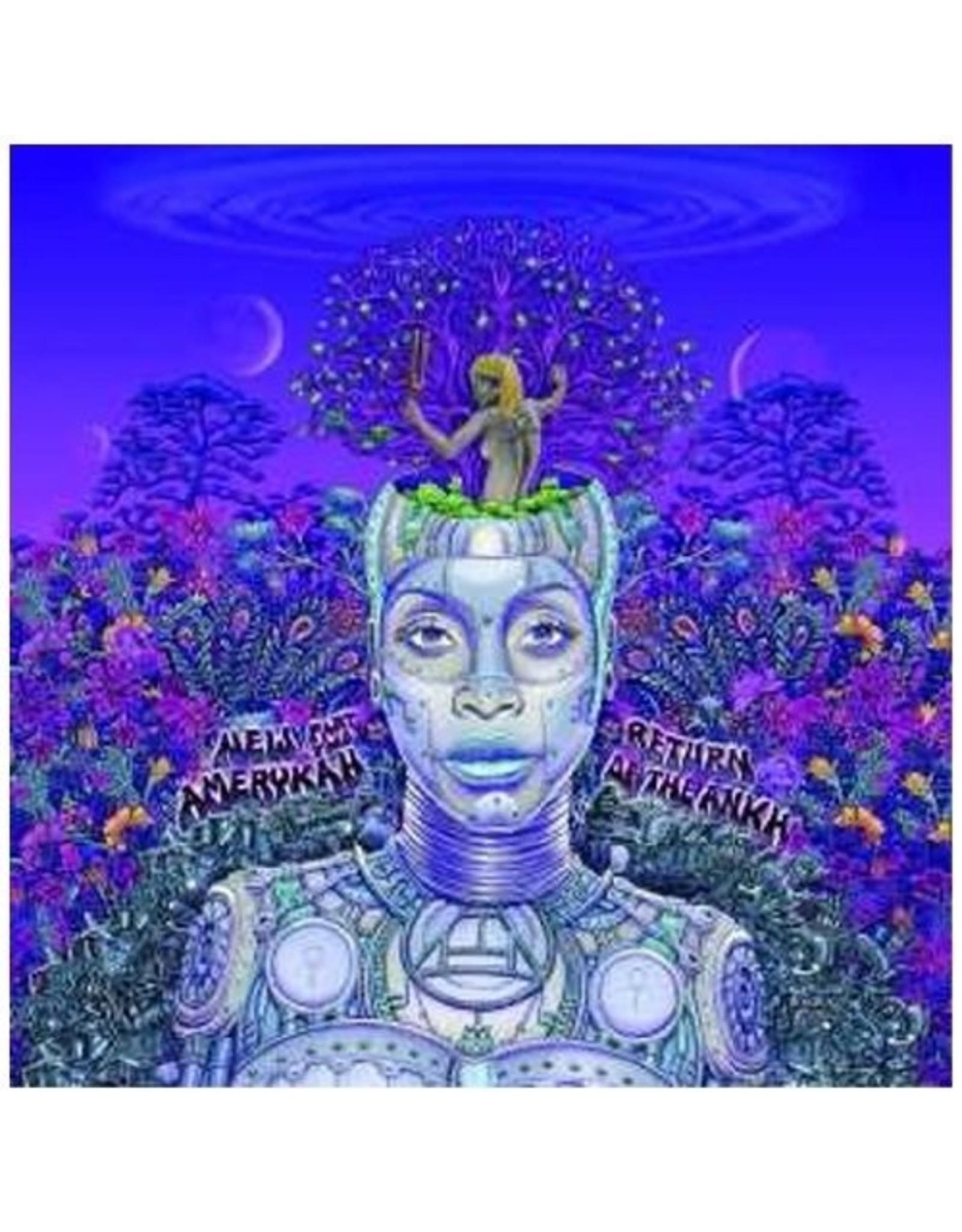 New Vinyl Erykah Badu - New Amerykah Part Two: Return Of The Ankh 2LP
