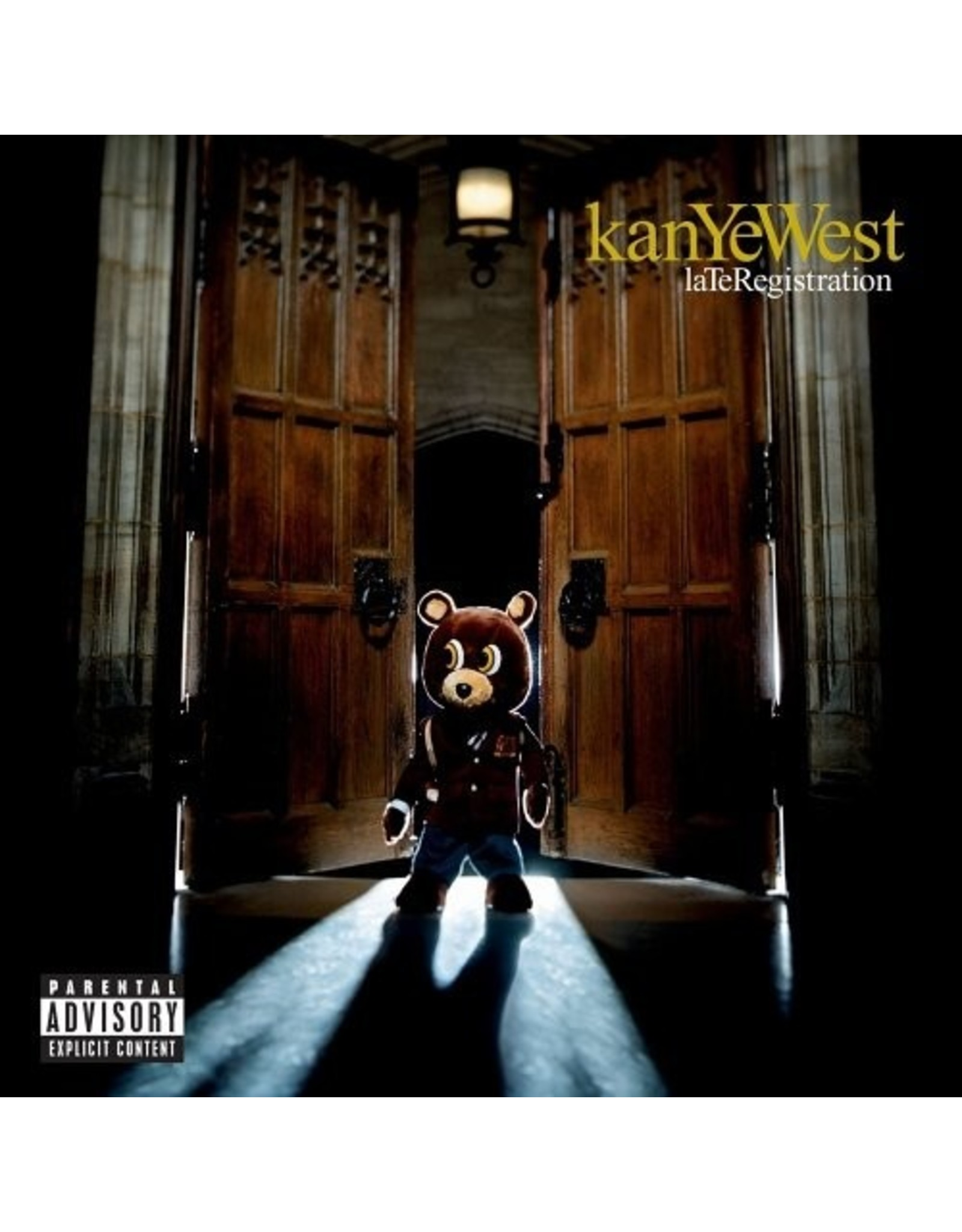 New Vinyl Kanye West - Late Registration 2LP