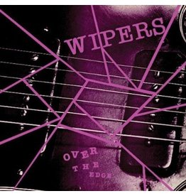 New Vinyl The Wipers - Over The Edge LP