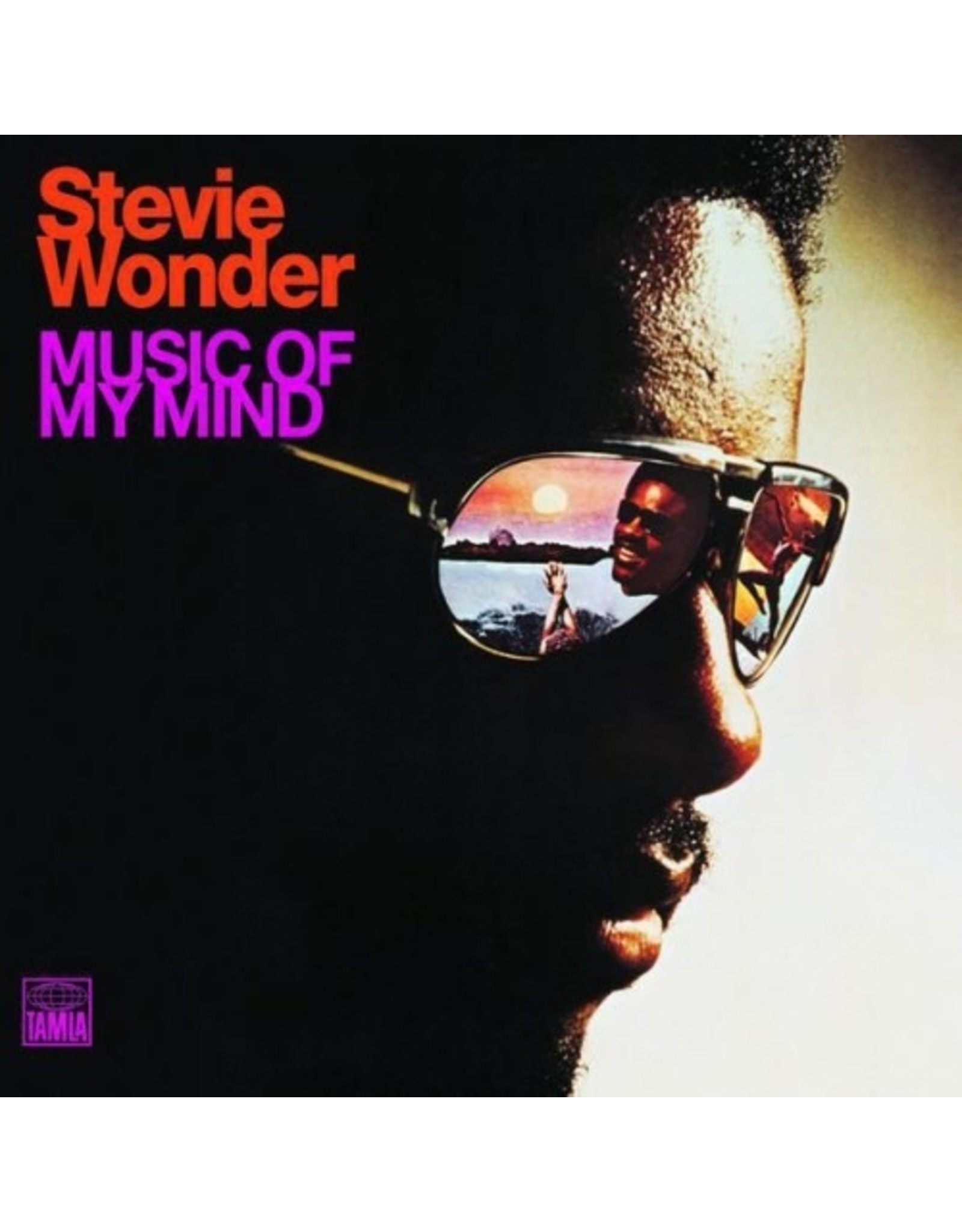 New Vinyl Stevie Wonder - Music Of My Mind LP