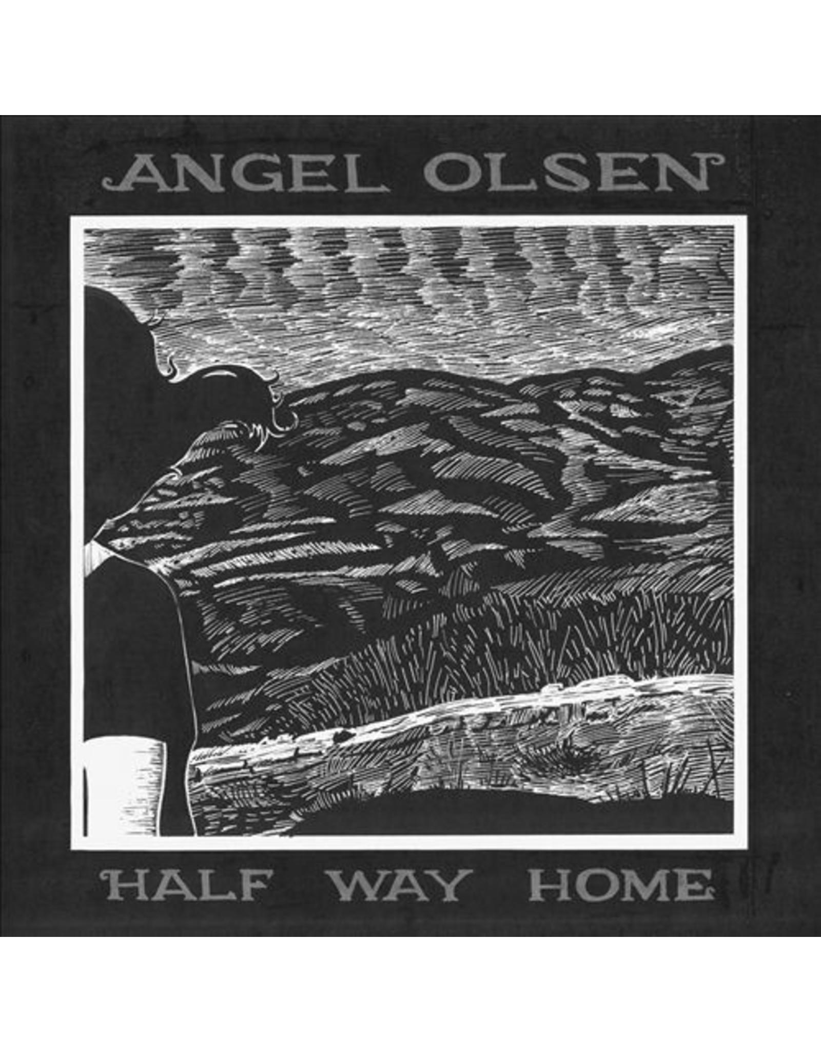 New Vinyl Angel Olsen - Halfway Home LP