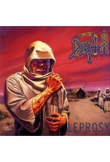 New Vinyl Death - Leprosy (Clear) LP