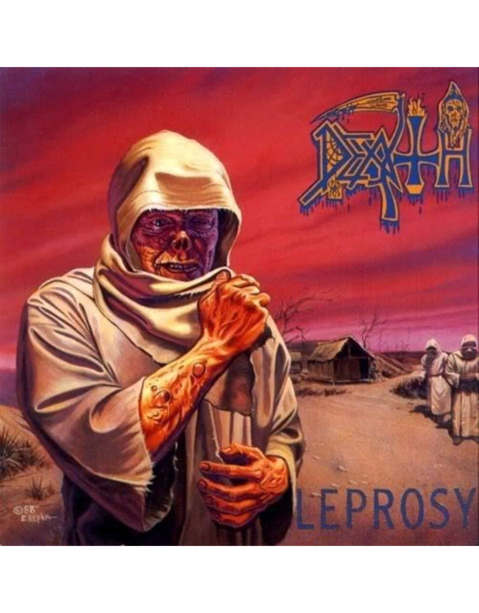 New Vinyl Death - Leprosy LP