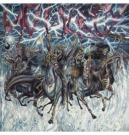 New Vinyl No Mercy - Widespread Bloodshed... Love Runs Red LP