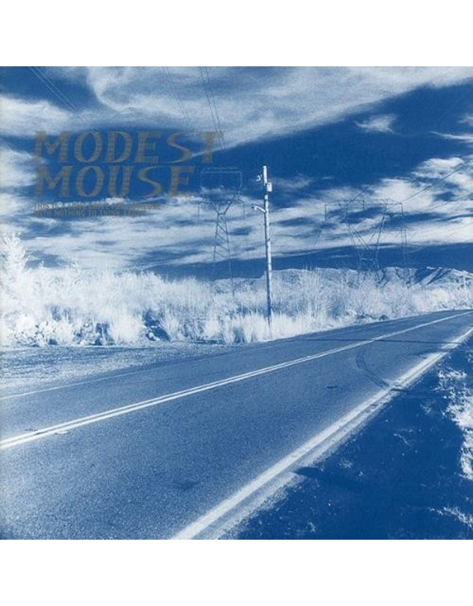 New Vinyl Modest Mouse - This Is A Long Drive... 2LP