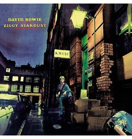 New Vinyl David Bowie - The Rise And Fall Of Ziggy Stardust And The Spiders From Mars LP
