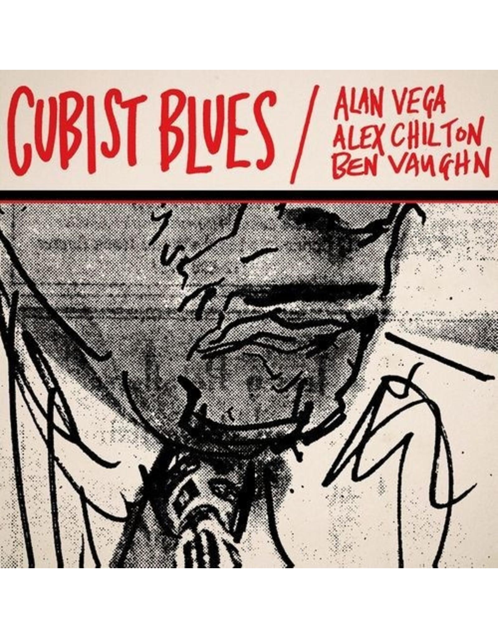 New Vinyl Alan Vega, Alex Chilton, Ben Vaughn - Cubist Blues 2LP