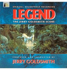 New Vinyl Jerry Goldsmith - Legend OST 2LP