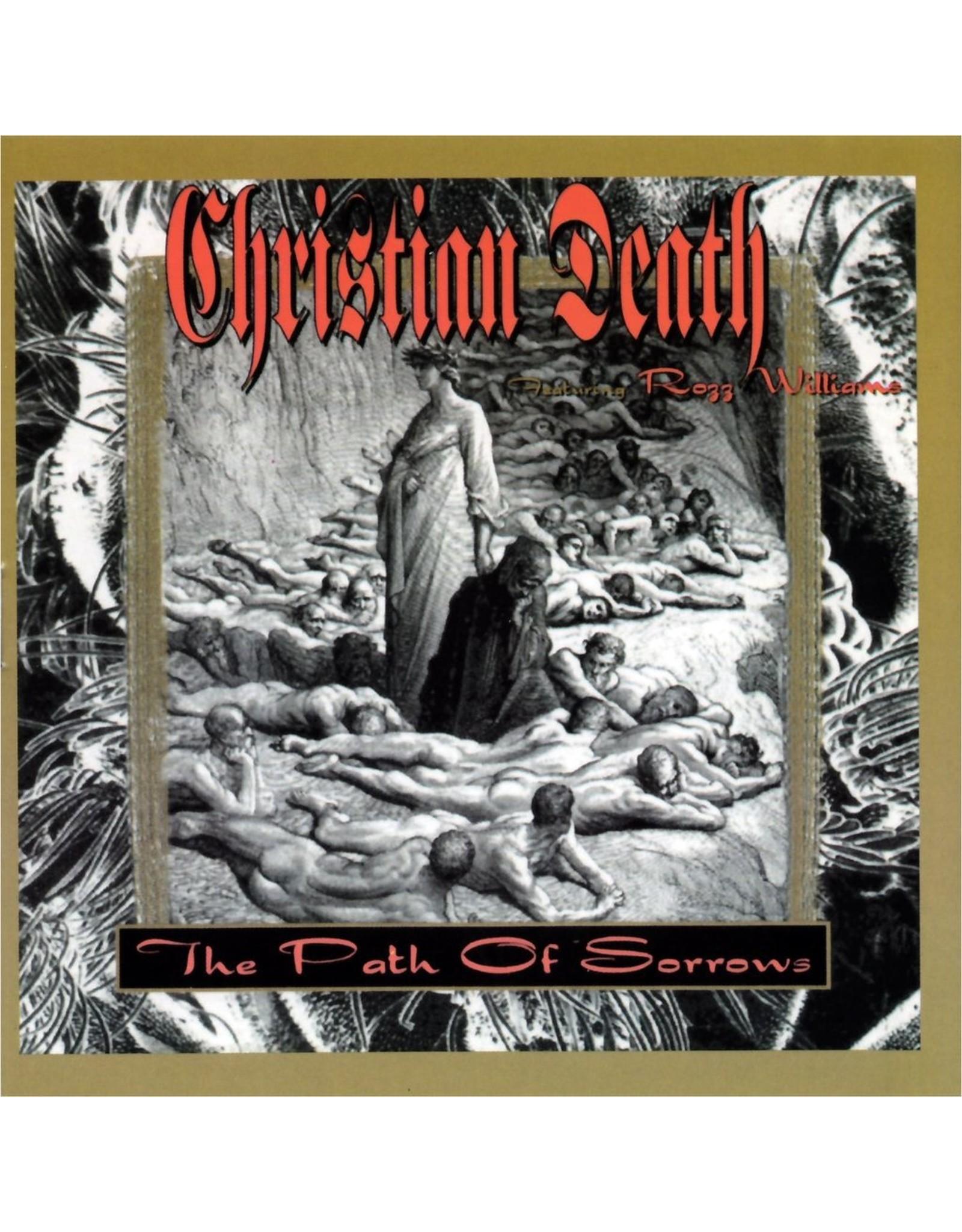 New Vinyl Christian Death - The Path Of Sorrows LP