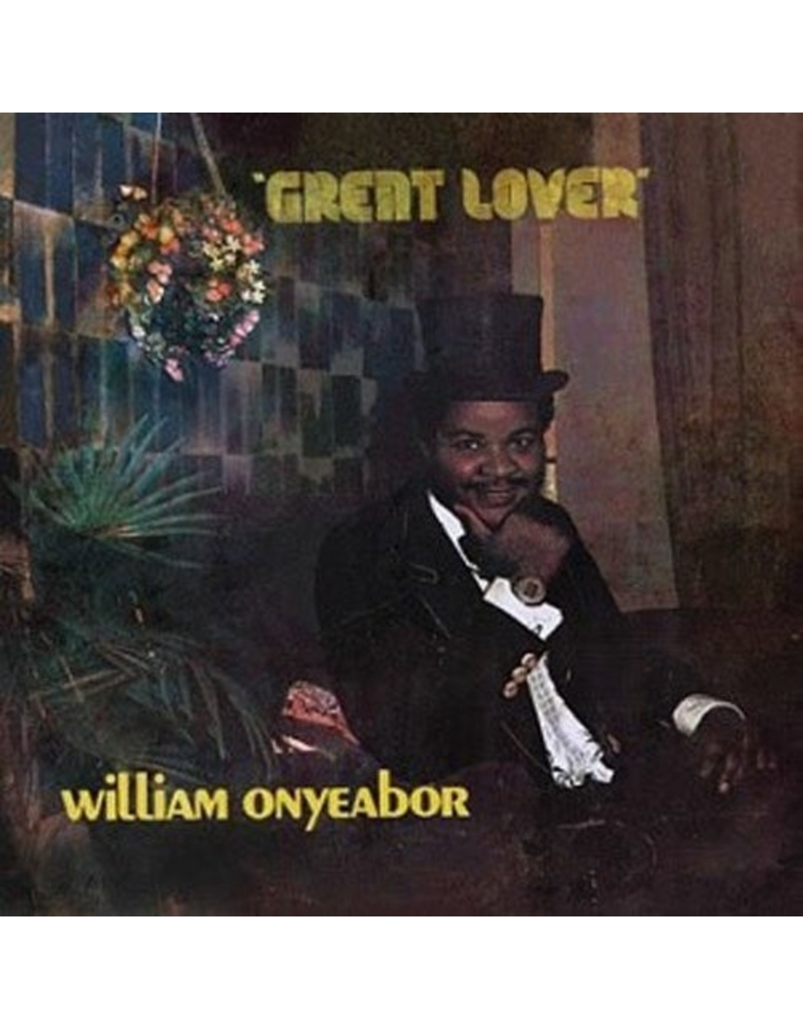 New Vinyl William Onyeabor - Great Lover LP