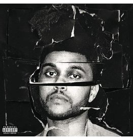 New Vinyl The Weeknd - Beauty Behind The Madness 2LP