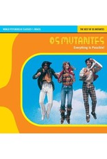 New Vinyl World Psychedelic Classics 1: Os Mutantes - Everything Is Possible! LP