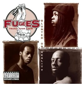 New Vinyl The Fugees - Blunted On Reality LP