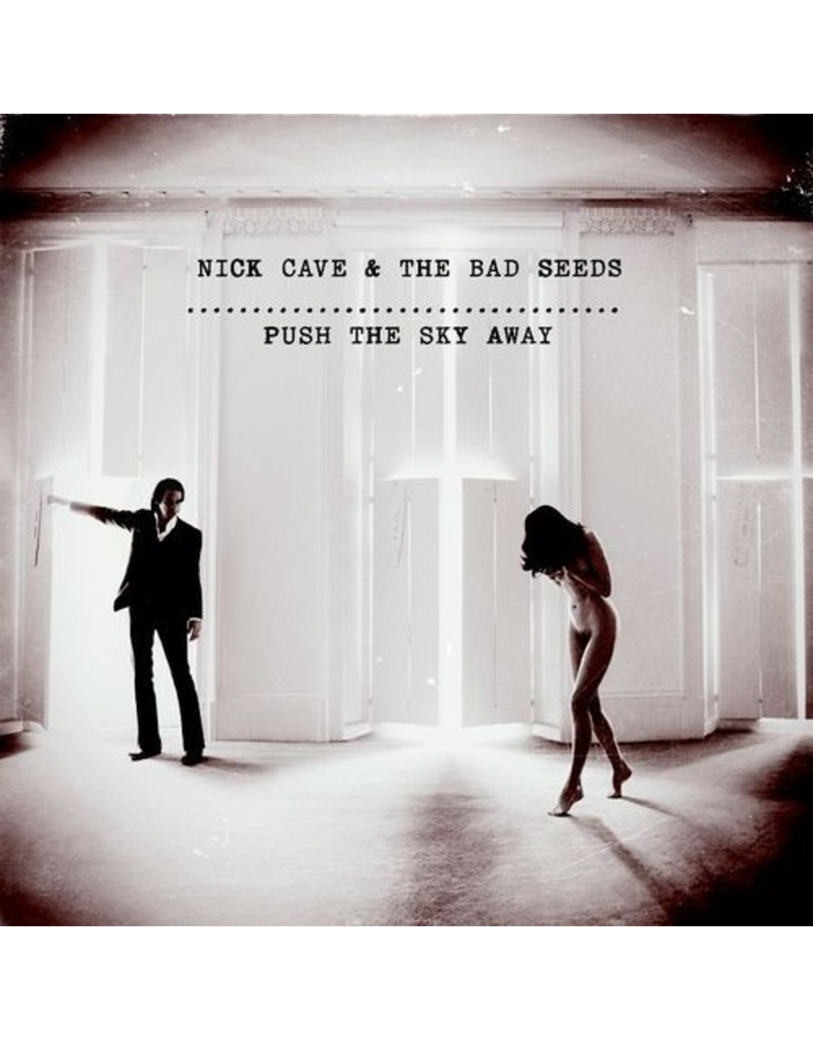 New Vinyl Nick Cave & The Bad Seeds - Push The Sky Away LP