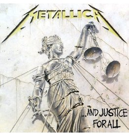 New Vinyl Metallica - ...And Justice For All 2LP