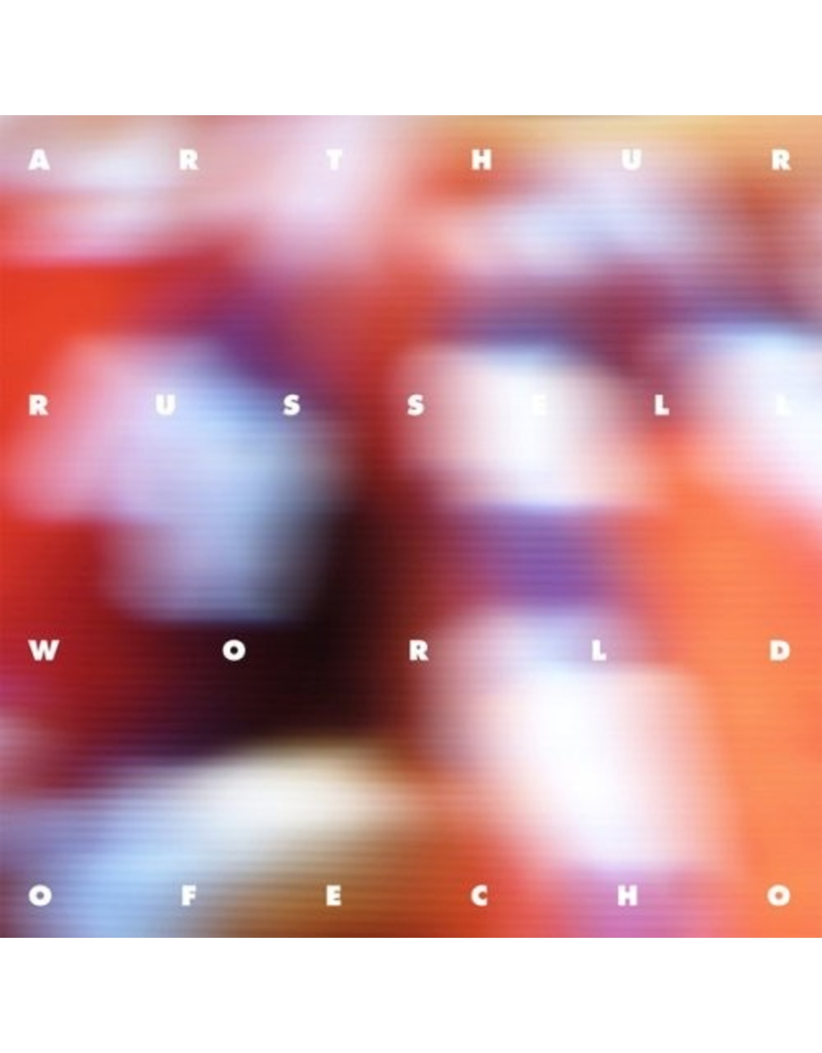 New Vinyl Arthur Russell - World Of Echo 2LP