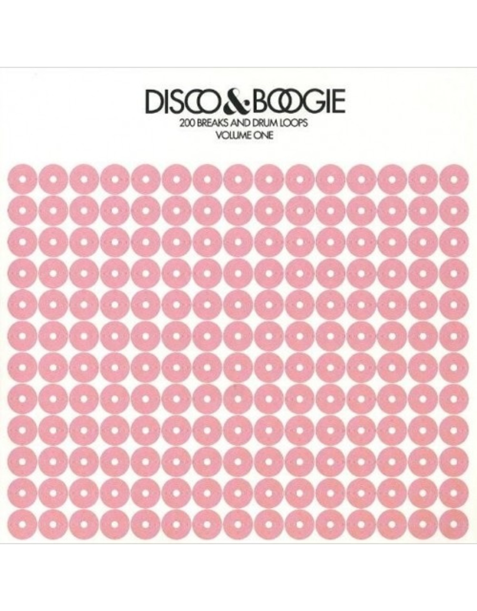 New Vinyl Disco & Boogie - 200 Breaks & Drum Loops Vol. 1 LP
