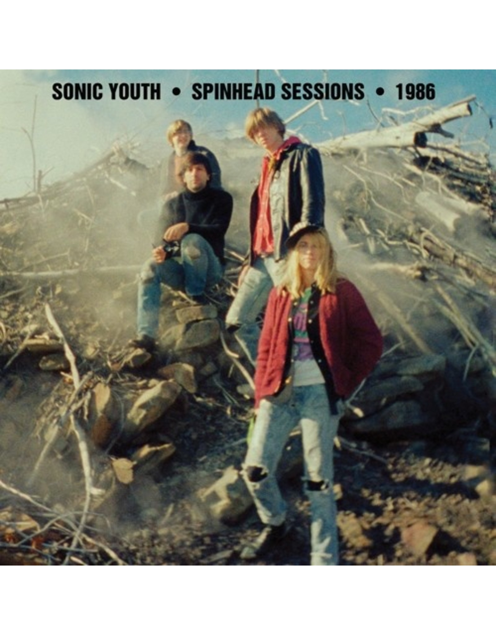New Vinyl Sonic Youth - Spinhead Sessions LP