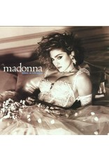 New Vinyl Madonna - LIke A Virgin (Clear) LP