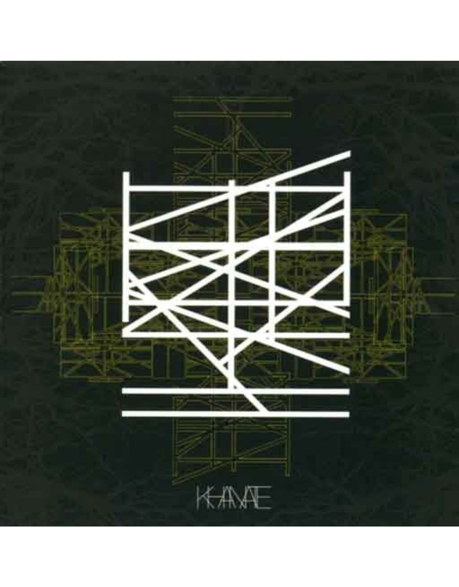 New Vinyl Khanate - S/T 2LP
