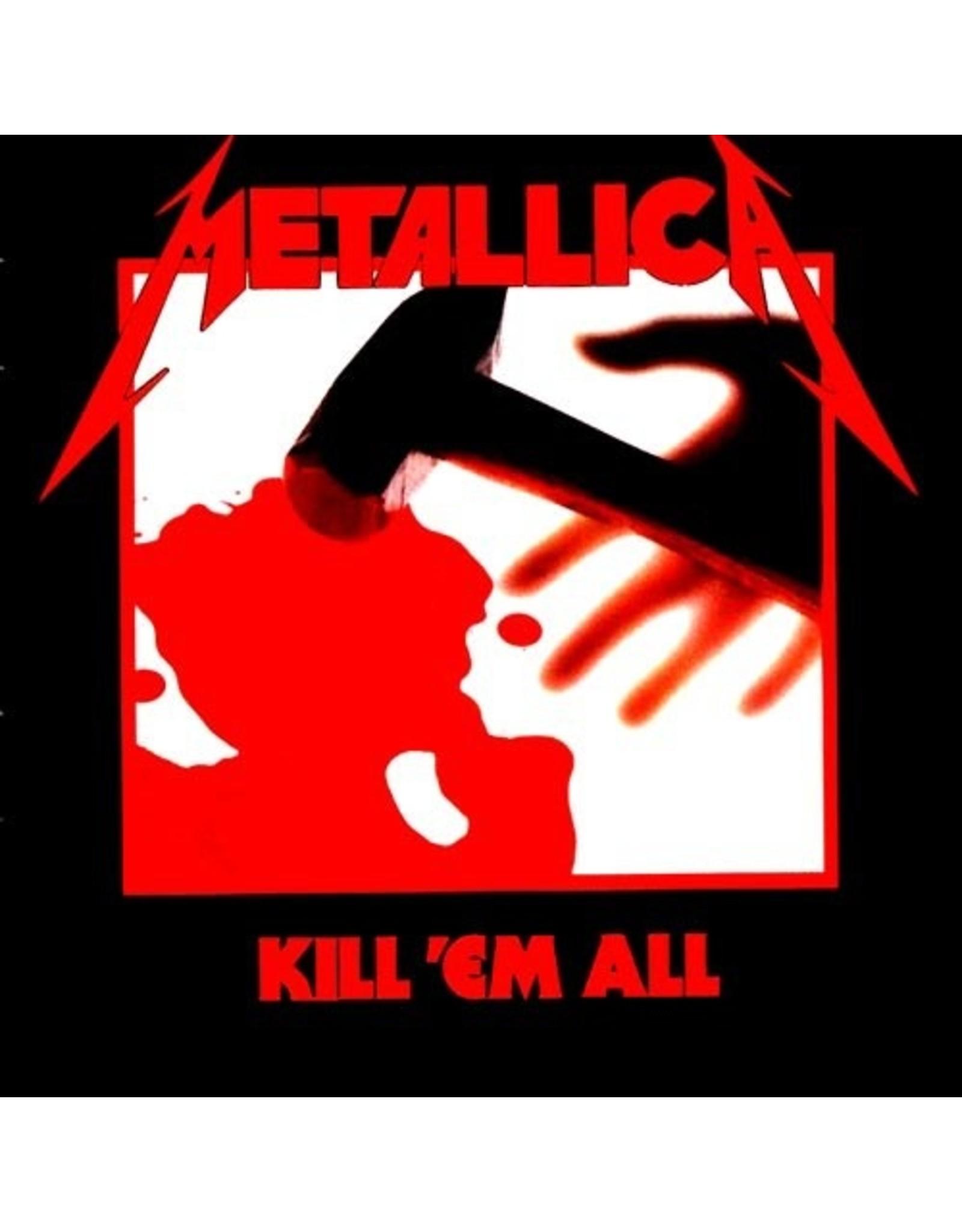 New Vinyl Metallica - Kill 'Em All LP