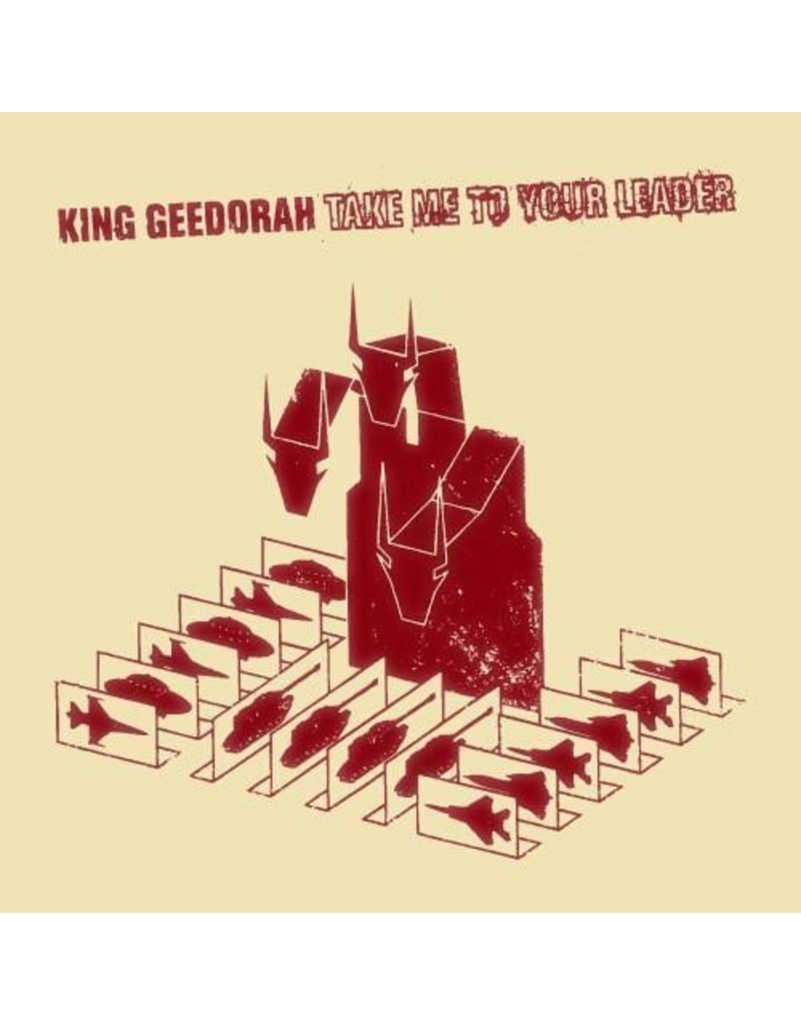 New Vinyl King Geedorah - Take Me To Your Leader Ltd. 2LP