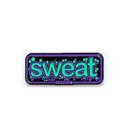 Enamel Pin Sweat Records Enamel Pin