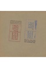 New Vinyl John Bender - I Don't Remember Now LP