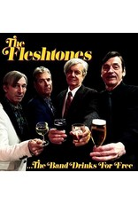 New Vinyl The Fleshtones - The Band Drinks For Free LP
