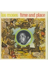 New Vinyl Lee Moses - Time and Place LP