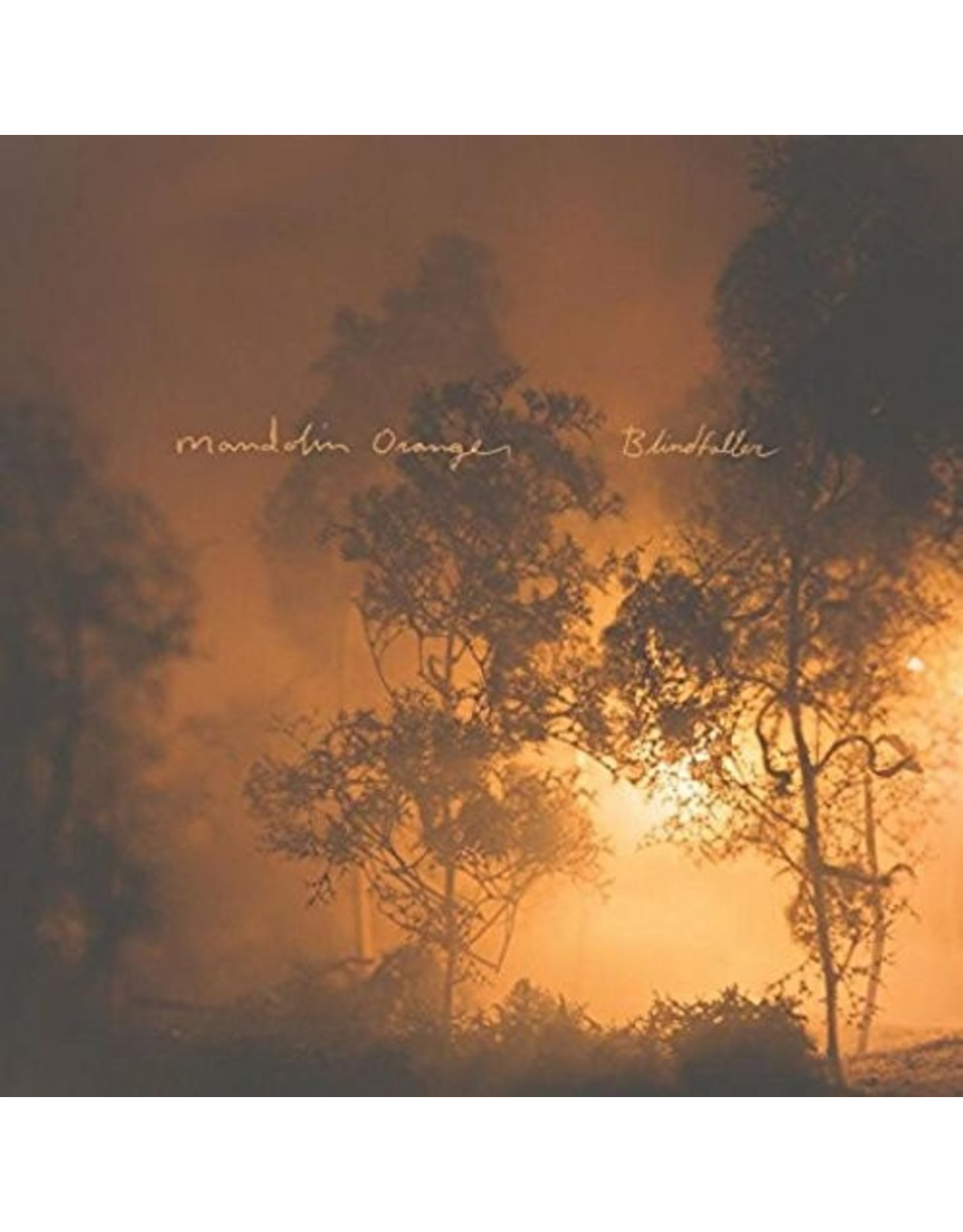 New Vinyl Mandolin Orange - Blindfaller LP