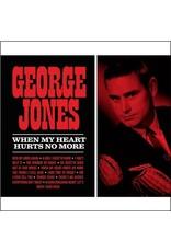 New Vinyl George Jones - When My Heart Hurts No More LP