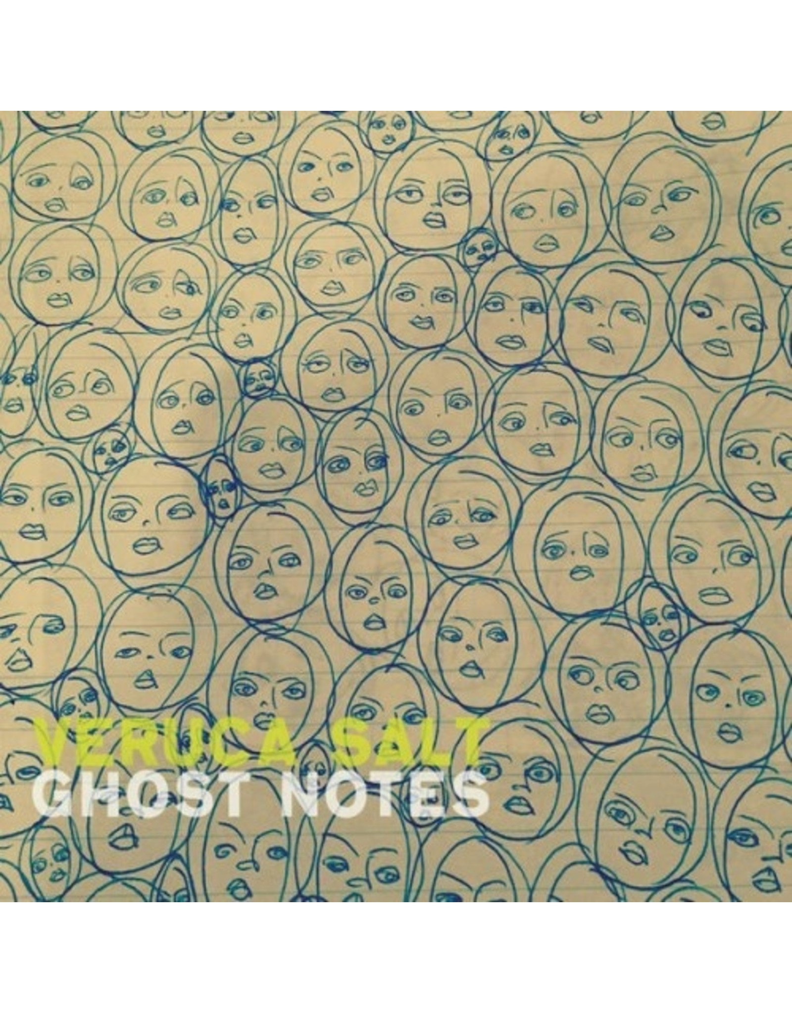 New Vinyl Veruca Salt - Ghost Notes 2LP