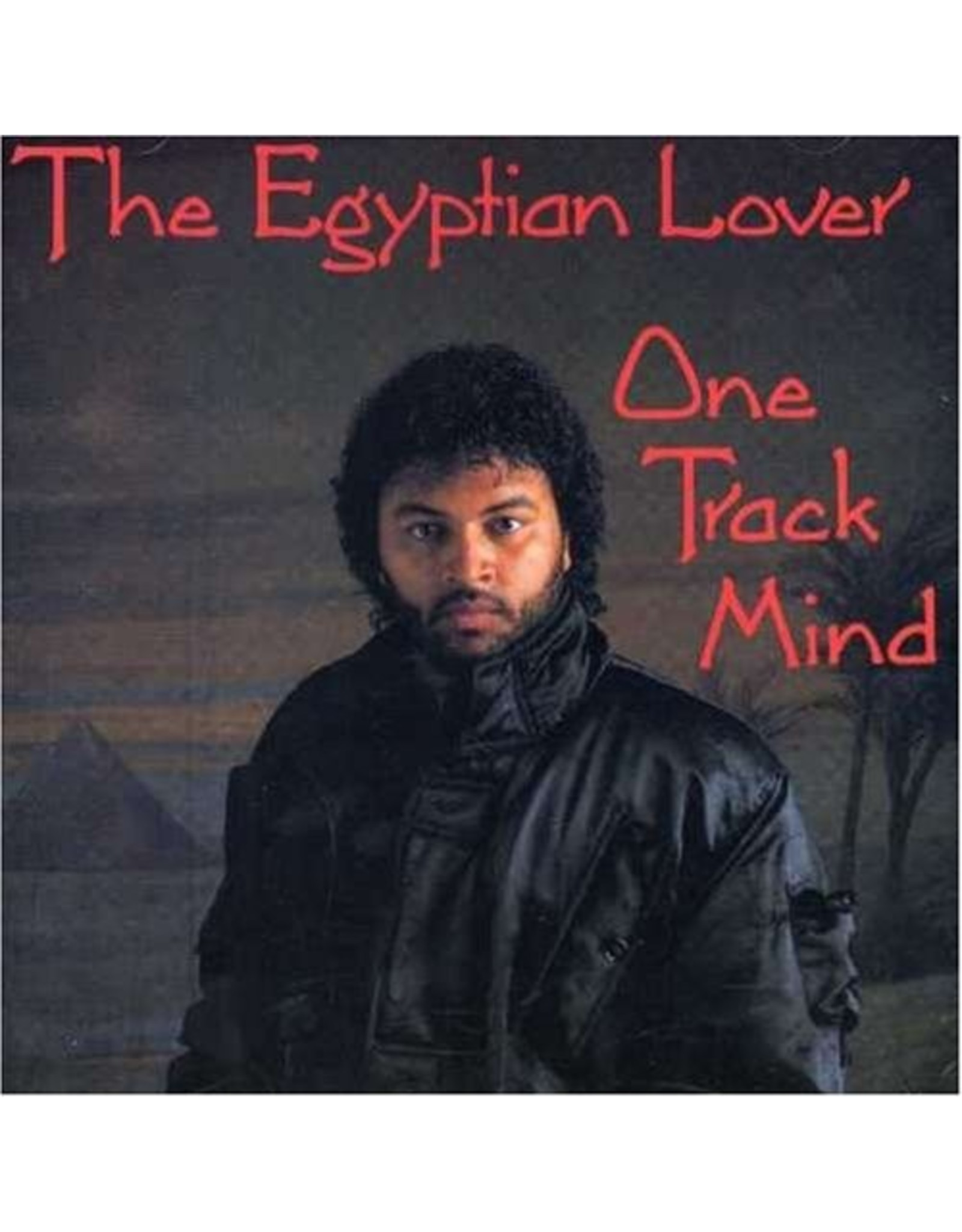 New Vinyl Egyptian Lover - One Track Mind LP