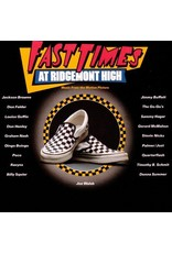 New Vinyl Various - Fast Times At Ridgemont High 2LP