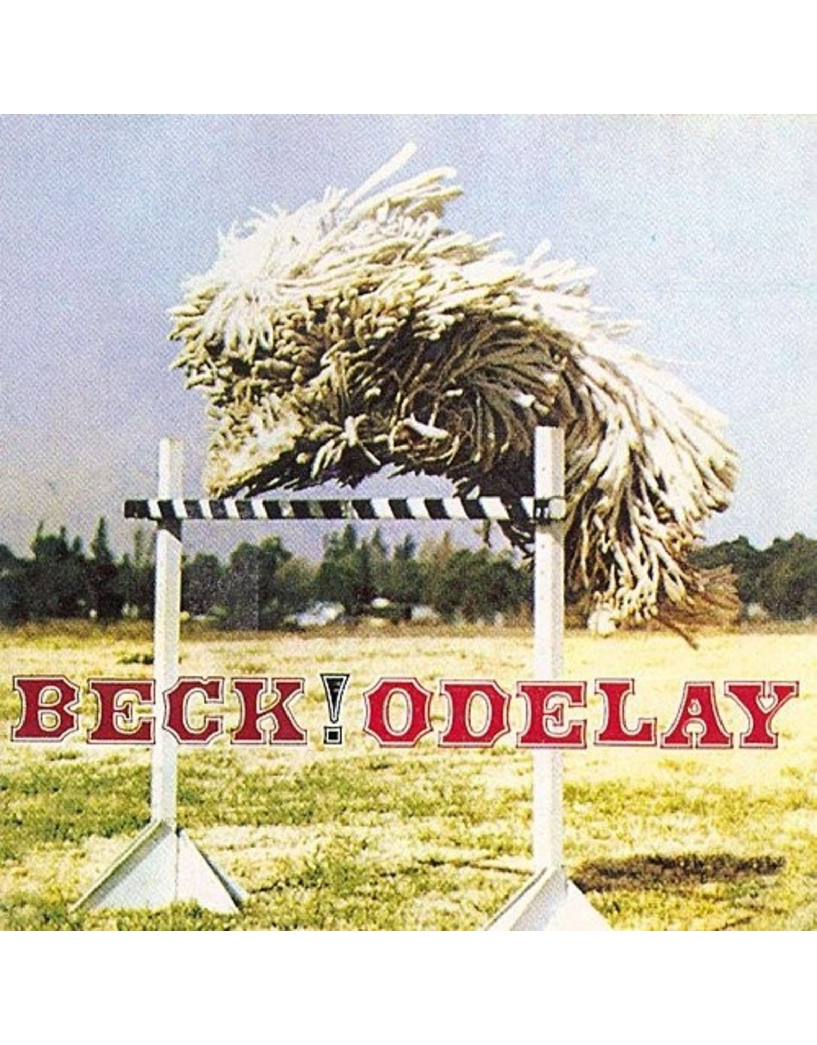 New Vinyl Beck - Odelay LP