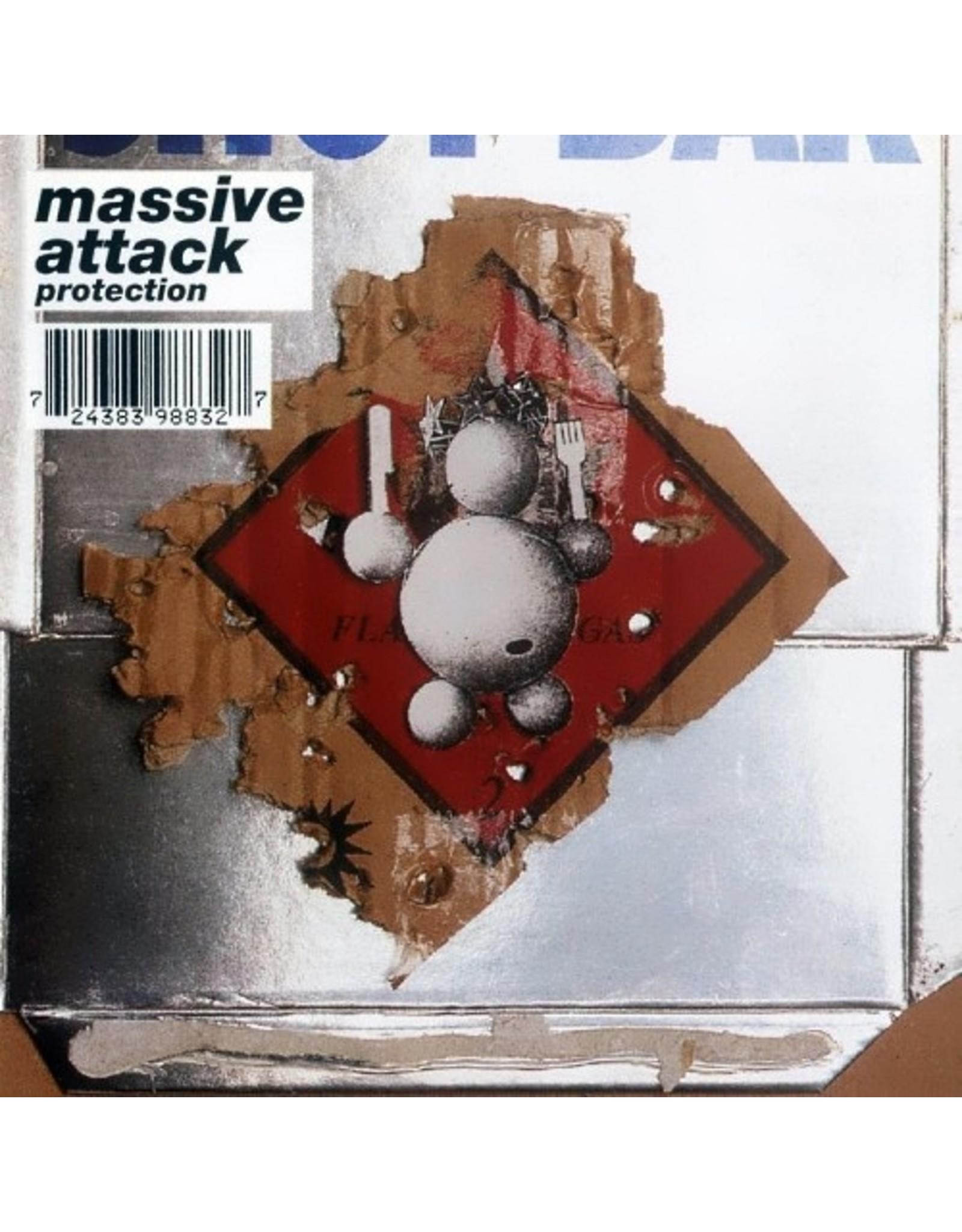 New Vinyl Massive Attack - Protection LP